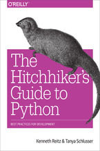 Okładka książki The Hitchhiker's Guide to Python. Best Practices for Development