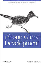 Okładka książki iPhone Game Development. Developing 2D & 3D games in Objective-C