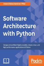 Okładka książki Software Architecture with Python