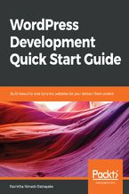 Okładka książki WordPress Development Quick Start Guide