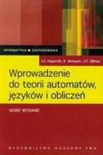Okładka książki Wprowadzenie do teori automatów, języków i obliczeń