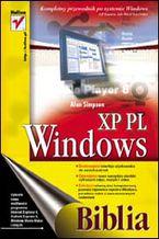 Okładka książki Windows XP PL. Biblia