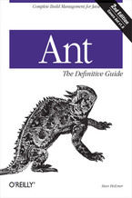 Okładka książki Ant: The Definitive Guide. 2nd Edition