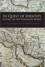 In Quest of Identity. Studies on the Persianate World