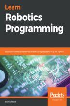Okładka książki Learn Robotics Programming