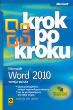 Okładka książki Word 2010 krok po kroku