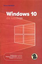 Okładka książki Windows 10 dla każdego