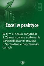 Okładka książki Excel w praktyce, wydanie czerwiec 2015 r