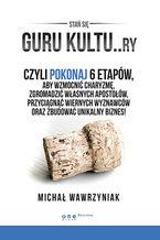 Okładka książki GURU KULTU..RY. Książka z autografem