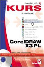 Okładka książki CorelDraw X3 PL. Kurs