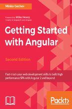 Okładka książki Getting Started with Angular - Second Edition