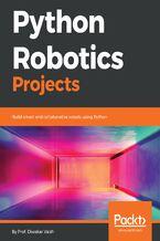 Okładka książki Python Robotics Projects