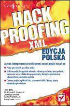 Okładka książki Hack Proofing XML. Edycja polska