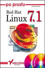 Okładka książki Po prostu Red Hat Linux 7.1