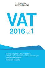 VAT 2016 cz. 1