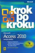 Okładka książki Acces 2010 Krok po kroku