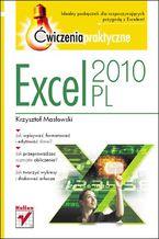 Okładka książki Excel 2010 PL. Ćwiczenia praktyczne