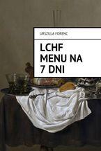 LCHF Menu na 7 dni