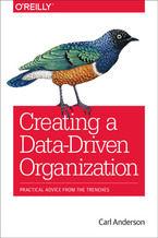 Okładka książki Creating a Data-Driven Organization