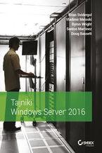 Okładka książki Tajniki Windows Server 2016