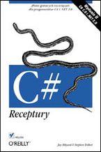 Okładka książki C#. Receptury. Wydanie II