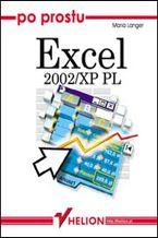 Okładka książki Po prostu Excel 2002/XP PL