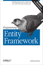 Okładka książki Programming Entity Framework. Building Data Centric Apps with the ADO.NET Entity Framework. 2nd Edition