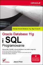 Okładka książki Oracle Database 11g i SQL. Programowanie
