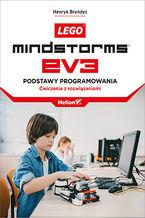 Okładka książki LEGO Mindstorms EV3. Podstawy programowania. Ćwiczenia z rozwiązaniami