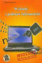 Okładka książki Wykłady z podstaw informatyki