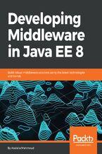 Okładka książki Developing Middleware in Java EE 8