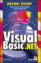 Okładka książki Visual Basic .Net. Szybki start