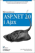 Okładka książki ASP.NET 2.0 i Ajax. Wprowadzenie