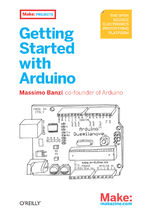 Okładka książki Getting Started with Arduino