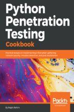 Okładka książki Python Penetration Testing Cookbook