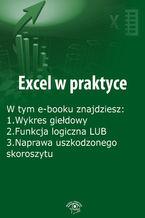 Okładka książki Excel w praktyce, wydanie wrzesień 2015 r