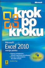 Okładka książki Excel 2010 krok po kroku
