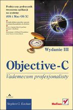 Okładka książki Objective-C. Vademecum profesjonalisty. Wydanie III