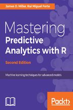 Okładka książki Mastering Predictive Analytics with R - Second Edition