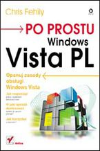 Okładka książki Po prostu Windows Vista PL