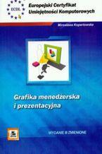 Okładka książki ECUK. Grafika menedżerska i prezentacyjna