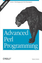 Okładka książki Advanced Perl Programming. 2nd Edition