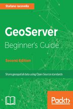 Okładka książki GeoServer Beginner's Guide - Second Edition