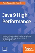 Okładka książki Java 9 High Performance