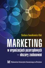 Marketing w organizacjach pozarządowych-obszary zastosowań