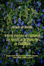 Sekrety księżnej de Cadignan. Les Secrets de la princesse de Cadignan