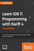 Okładka książki Learn iOS 11 Programming with Swift 4 - Second Edition