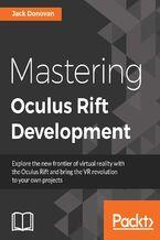 Okładka książki Mastering Oculus Rift Development