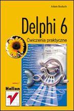 Okładka książki Delphi 6. Ćwiczenia praktyczne