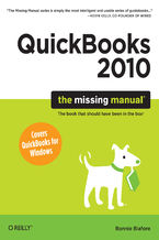 Okładka książki QuickBooks 2010: The Missing Manual